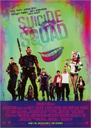 Suicide Squad Kinoposter