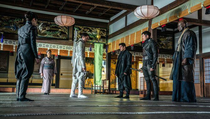Der Arashikage-Clan