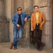 Once Upon a Time in Hollywood Promo
