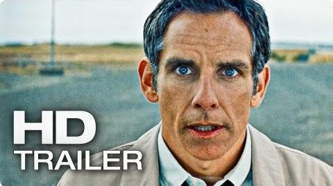 DAS ERSTAUNLICHE LEBEN DES WALTER MITTY Trailer Deutsch German 2014 Official Ben Stiller HD