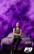 F9 - The Fast Saga - Ramsey Poster