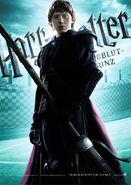 Der Halbblutprinz Charakterposter Ron Weasley