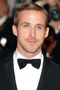 Ryan gosling tuxedo blue eyes