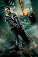Die Heiligtümer des Todes, Teil 2 Charakterposter Neville (Englisch)