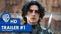 DUNE - Offizieller Trailer 1 Deutsch HD German (2020)-1
