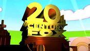 20th Century Fox 1994 (BFDI Version)