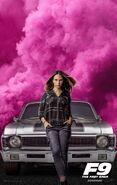 F9 - The Fast Saga - Mia Poster