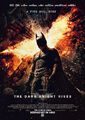 The Dark Knight Rises Kinoposter