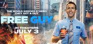 Free Guy Banner