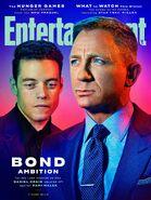 Keine Zeit zu Sterben - Entertainment Weekly Cover
