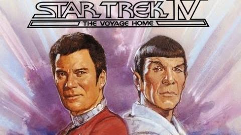 Star Trek IV Zurück in die Gegenwart - Trailer Deutsch HD