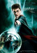 Der Orden des Phoenix Charakterposter Harry Potter