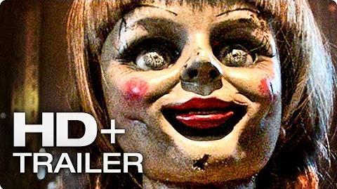 ANNABELLE Trailer Deutsch German 2014 HD