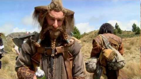The Hobbit - Production Diaries 6