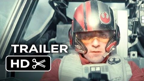 Fenrisúlfr/Star Wars: Das Erwachen der Macht – Trailer veröffentlicht