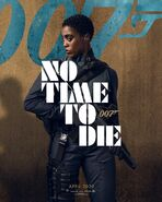 No Time to Die Charakterposter - Nomi