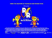 Chris and Dhris Rescue Rangers (2014) Poster