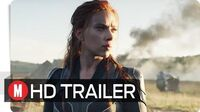 BLACK WIDOW – Teaser Trailer (deutsch german) Marvel HD