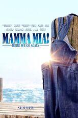 Mamma Mia! Here We Go Again Teaser