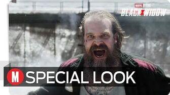 BLACK WIDOW - SPECIAL LOOK Marvel HD-1