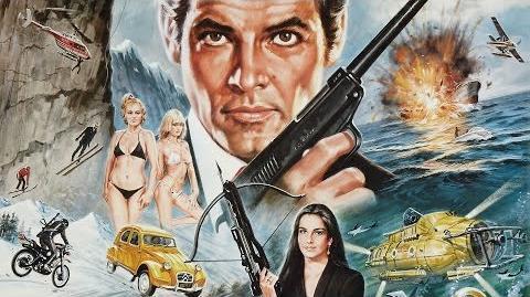 James Bond 007 - In Tödlicher Mission - Trailer Deutsch 1080p HD