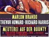 Meuterei auf der Bounty (1962)