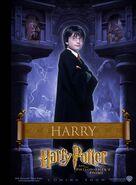 Der Stein der Weisen Charakterposter Harry (Englisch)