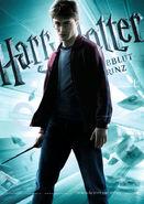 Der Halbblutprinz Charakterposter Harry Potter