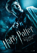 Der Halbblutprinz Charakterposter Harry Potter Version II