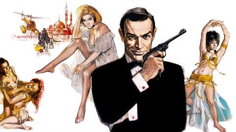 James Bond 007 – Liebesgrüße aus Moskau - Trailer Deutsch 1080p HD