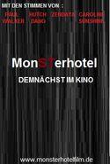 Monsterhotel - Poster