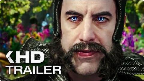 Alice im Wunderland Hinter den Spiegeln - Trailer 2