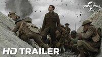 1917 - Trailer 2 deutsch german HD