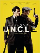 Codename UNCLE Poster