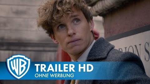 PHANTASTISCHE TIERWESEN GRINDELWALDS VERBRECHEN - Comic Con Trailer Deutsch HD German (2018)-1