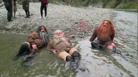 The Hobbit - Production Diaries 5