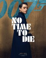 No Time to Die Charakterposter - Safin