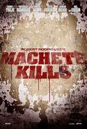 Machete kills promo