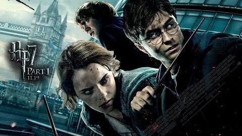 Harry Potter und die Heiligtümer des Todes - Teil 1 Trailer 2 Deutsch 1080p HD