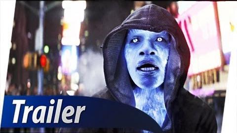 THE AMAZING SPIDER MAN 2 - RISE OF ELECTRO Trailer Deutsch German