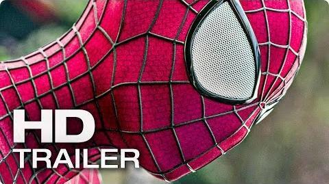 THE AMAZING SPIDER-MAN 2 Trailer 2 Deutsch German 2014 Marvel HD