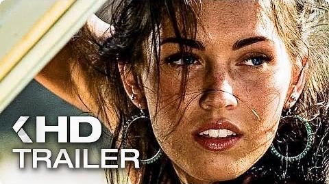 TRANSFORMERS Trailer German Deutsch (2007)