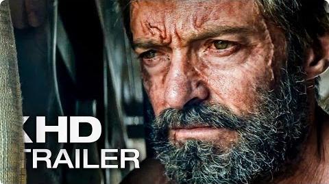 LOGAN Trailer German Deutsch (2017)-0