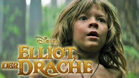 ELLIOT, DER DRACHE - Teaser Trailer (deutsch german) - Disney HD