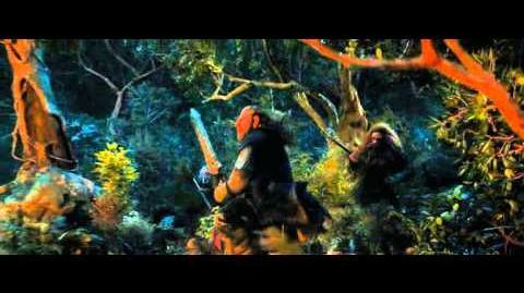 Der Hobbit - deutscher TV-Spot (neue Gandalf-Synchro!)