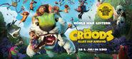 Die Croods - Alles auf Anfang - Banner