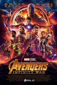 Avengers - Infinity War Kinoposter