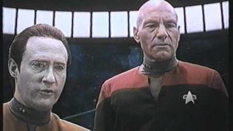 Star Trek 07 - Treffen der Generationen Deutscher Trailer