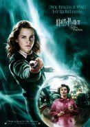 Der Orden des Phoenix Charakterposter Hermine Granger