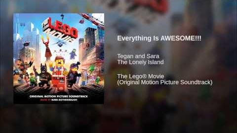 Everything Is AWESOME!!!